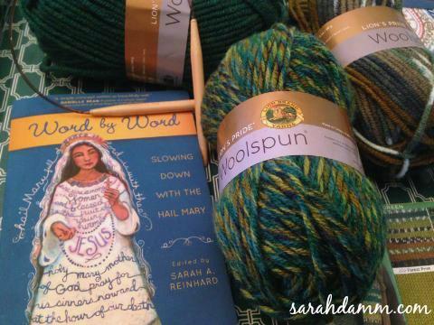 Yarn Along 2