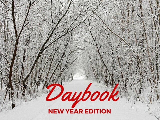 new year daybook