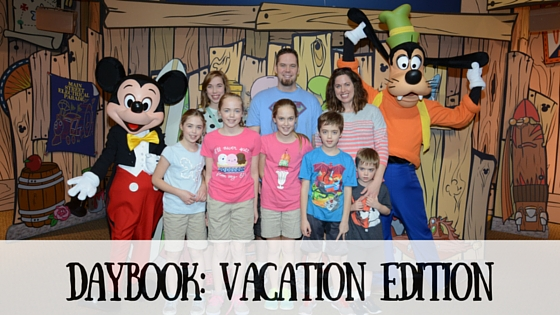 Daybook_Vacation Edition