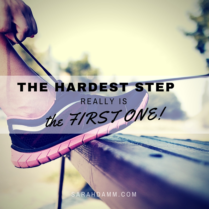 First step-2
