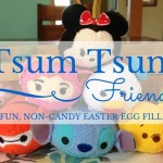 Disney Fun in Our Easter Baskets