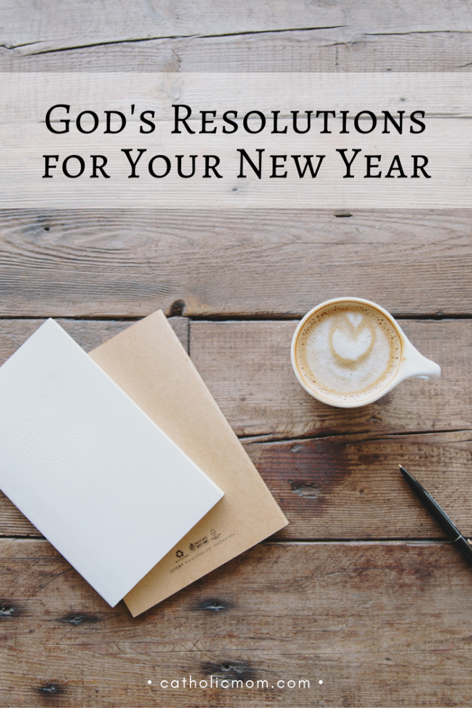 God's Resolutions for Your New Year | sarahdamm.com