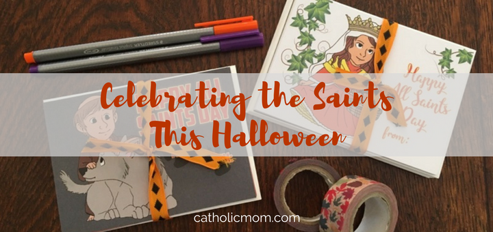 Celebrating the Saints This Halloween