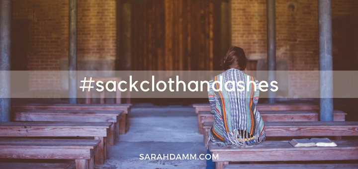 Standing Strong With Mary: A Woman's Response During Devastation | sarahdamm.com