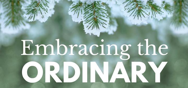 Embracing the Ordinary: A Reflection on Ordinary Time | sarahdamm.com