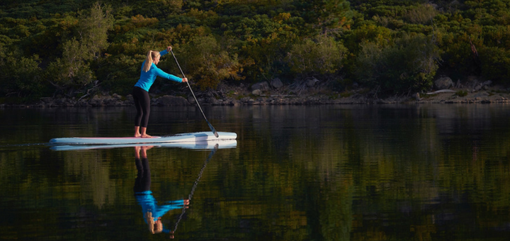 Learning Life Lessons on a Paddleboard | sarahdamm.com